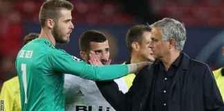 Liga Inggris, Manchester United, David de Gea