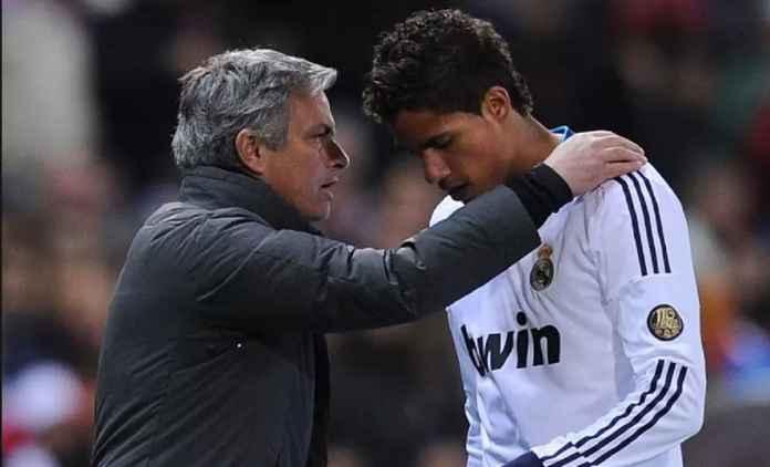 Liga Inggris, Manchester United, Real Madrid, Raphael Varane