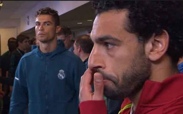Liga Internasional, Cristiano Ronaldo, Mohamed Salah