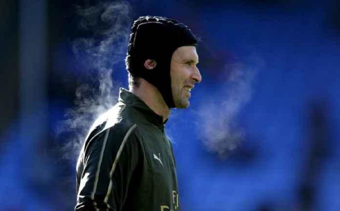 Liga Internasional, Piala Liga, Arsenal, Blackpool, Petr Cech