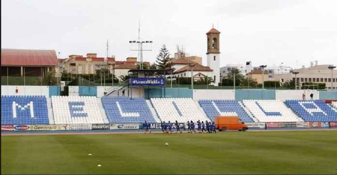Liga Internasional, Real Madrid, Melilla