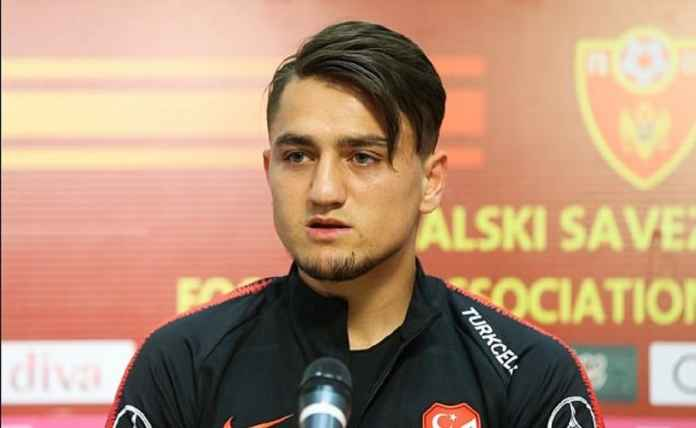 Liga Italia, AS Roma, Cengiz Under