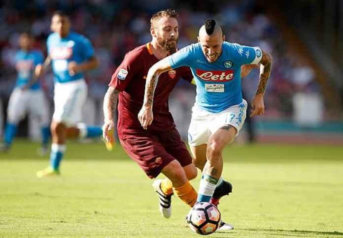 Liga Italia, Napoli, AS Roma, Marek Hamsik