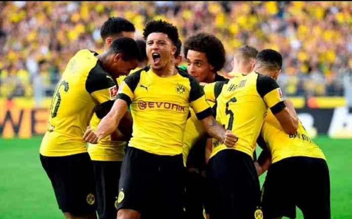 Liga Jerman, Borussia Dortmund, Jadon Sancho