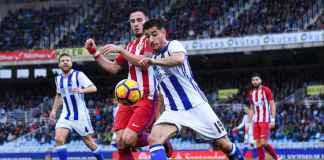 Liga Spanyol, Atletico Madrid, Real Sociedad