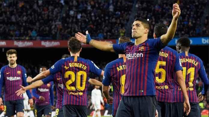Liga Spanyol, Barcelona, Real Madrid