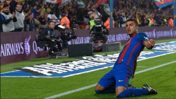 Liga Spanyol, Barcelona, Real Madrid, Rafinha, Ousmane Dembele