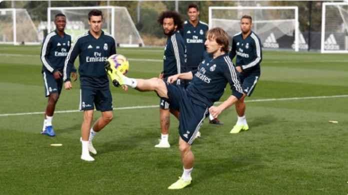 Liga Spanyol, Real Madrid, Barcelona, Dani Carvajal