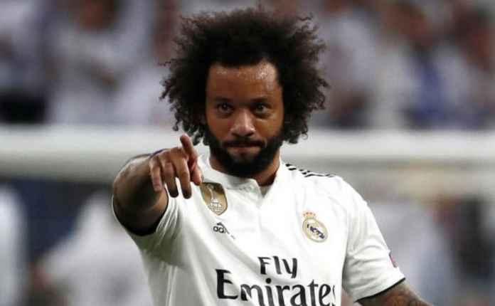 Liga Spanyol, Real Madrid, Barcelona, Marcelo
