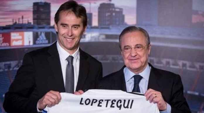 Liga Spanyol, Real Madrid, Florentino Perez