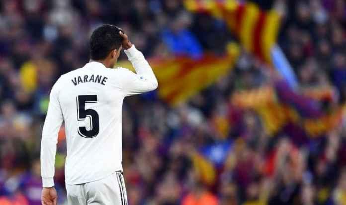 Liga Spanyol, Real Madrid, Raphael Varane