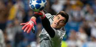 Liga Spanyol, Real Madrid, Thibaut Courtois, Antonio Conte, Jose Mourinho