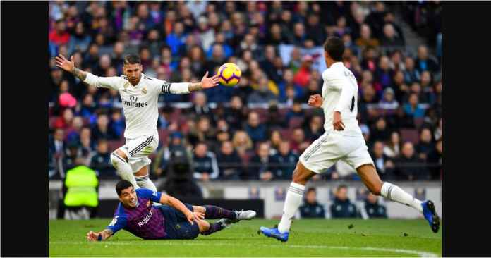 Luis Suarez, El Clasico, Barcelona vs Real Madrid