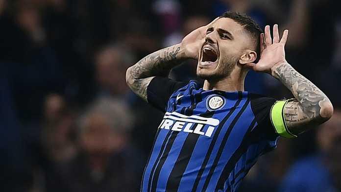 Mauro Icardi, SPAL vs Inter Milan