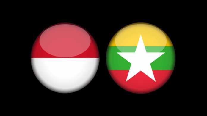 Laporan hasil pertandingan persahabatan Indonesia vs Myanmar, Rabu malam di Stadion Wibawa Mukti Cikarang