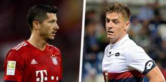 Polandia vs Portugal, Lige Negara UEFA