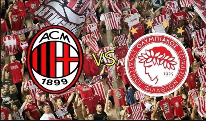 Prediksi Bola, AC Milan, Olympiakos