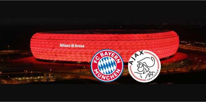 Bayern Munchen sedikit lebih dijagokan daripada Ajax pada matchday kedua Liga Champions