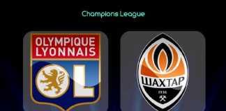 Prediksi Bola, Olympique Lyon, Shakhtar Donetsk