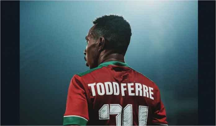 Todd Rivaldo Ferre menjadi pahlawan Indonesia dengan mencetak tiga gol pada laga melawan Qatar. Sayang kita kalah 5-6