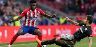 Hasil Liga Spanyol pekan ke-12 antara Atletico Madrid vs Athletic Bilbao