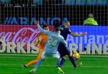 Celta Vigo vs Real Madrid, Liga Spanyol