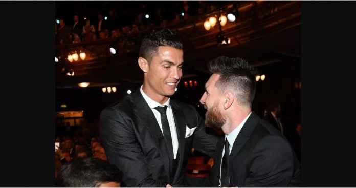 Hancur! Cristiano Ronaldo, Messi, Lenyap Dari 3 Besar Ballon d'Or