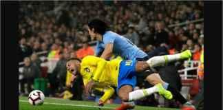 Edinson Cavani Bantah Bertengkar dengan Neymar