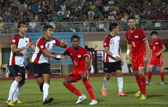 Hasil Filipina vs Singapura Skor 1-0, Kemenangan Pertama Sven Goran Eriksson