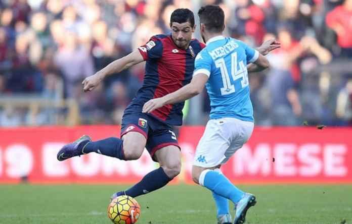 Hasil Liga Italia pekan ke-12 antara Genoa vs Napoli