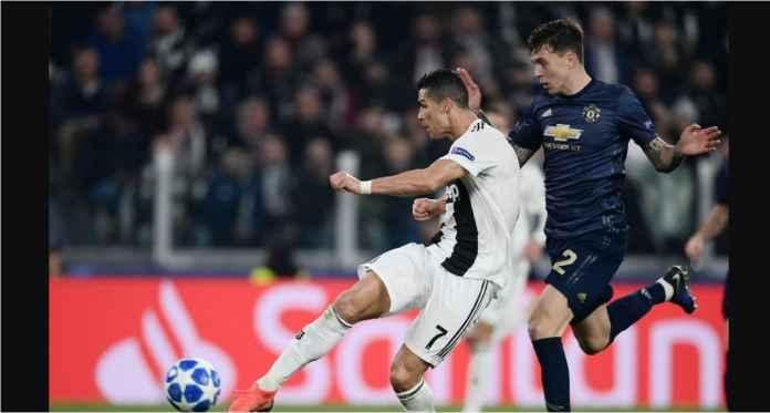 Lihat Gol Hebat Cristiano Ronaldo! Siapa Bisa Bikin Gol Seperti Ini?