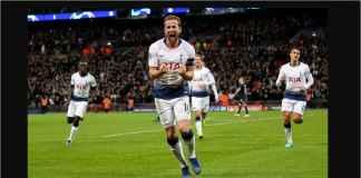 Harry Kane, Tottenham Hotspur vs PSV Eindhoven, Liga Champions