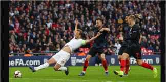 Lihat Tumit Harry Kane Hancurkan Hati Kroasia 2-1