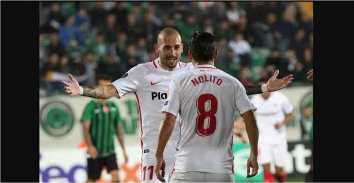 Sevilla Hampir Saja Dipermalukan Tim Degradasi Turki