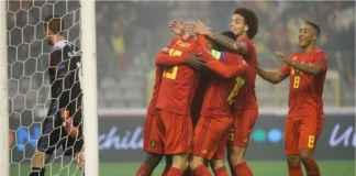 Hasil Belgia vs Islandia Skor 2-0 di UEFA Nations League