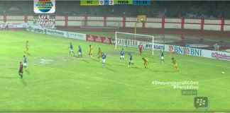 Hasil Bhayangkara FC vs Persib Bandung, Liga 1 Indonesia