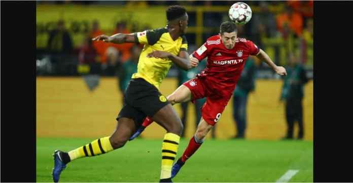 Hasil Borussia Dortmund vs Bayern Munchen, Pemain Barcelona Jadi Penentu