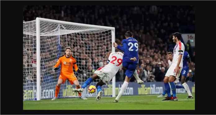 Hasil Chelsea vs Crystal Palace Skor Akhir 3-1