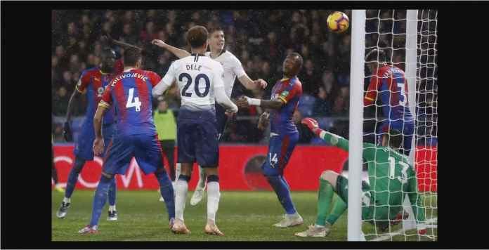 Hasil Crystal Palace vs Tottenham, Spurs Catatkan 9 Kemenangan