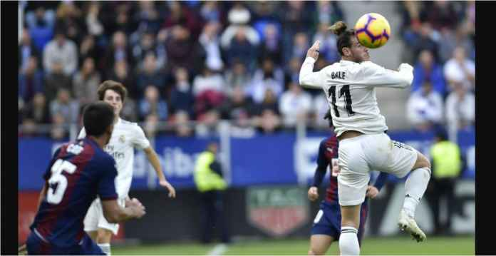 Hasil Eibar vs Real Madrid Skor 3-0, Sibuk Menyerang, Eh Malah Kebobolan