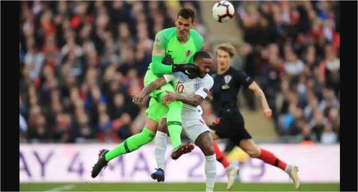 Hasil Inggris vs Kroasia Skor 2-1, Spanyol Tersisih, Inggris Lolos!