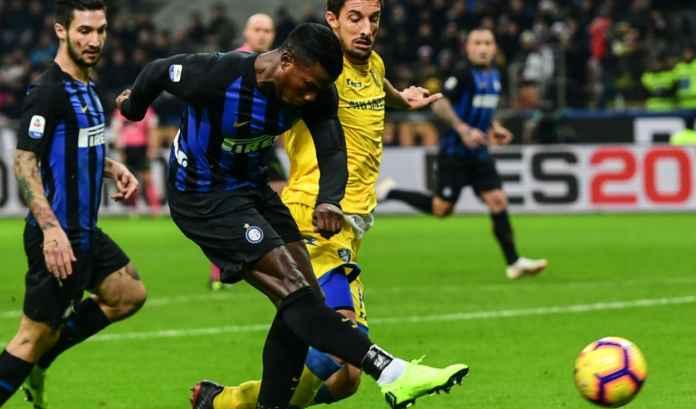 Hasil Inter Milan vs Frosinone Liga Italia