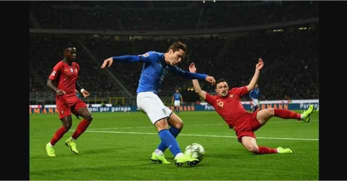 Hasil Italia vs Portugal Skor 0-0 di UEFA Nations League