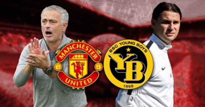 Hasil Manchester United vs Young Boys Liga Champions