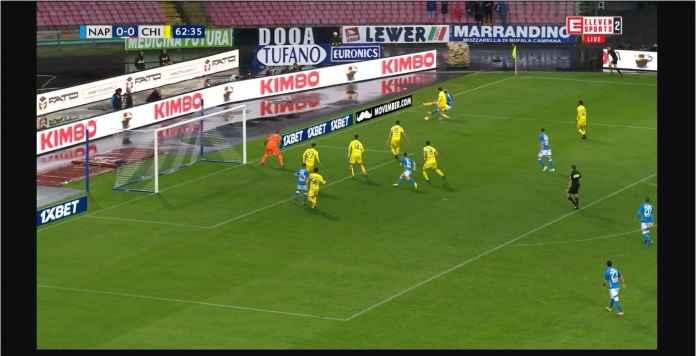 Hasil Napoli vs Chievo, Skor 0-0, 9 Serangan, 19 Sepak Pojok dan Tak Ada Gol!