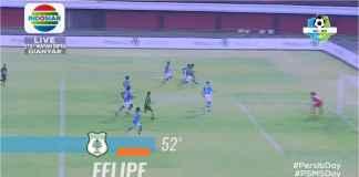Hasil Persib Bandung vs PSMS Medan Skor Akhir 0-1
