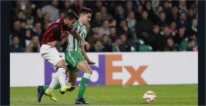 AC Milan Jaga Harapan Lolos 32 Besar Liga Europa