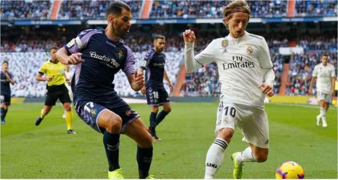 Hasil Real Madrid vs Valladolid, Liga Spanyol