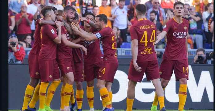 Hasil Roma vs Sampdoria, Seharusnya Gaillorossi Menang Enam Gol!