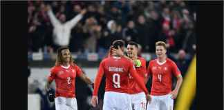 Hasil Swiss vs Belgia Skor 5-2, The A Team Lolos!